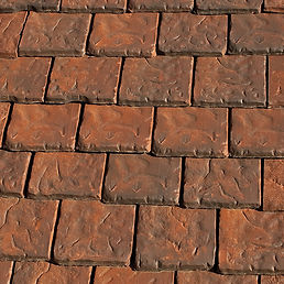 Ludowici Brittany Clay Tile Roof Kansas City
