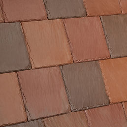 DaVinci Roofscapes Bellaforte Slate Sonora-VariBlend Swatch Omaha