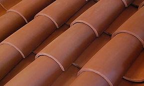 Ludowici Tapered Mission Barrel Tile Roof Kansas City