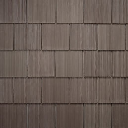 DaVinci Roofscapes Single-Width Shake Tahoe-VariBlend Swatch Omaha