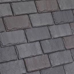 Kansas City DaVinci Roofscapes Single-Width Slate - European-VariBlend Swatch