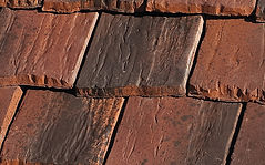 Ludowici Rustic Colonial Clay Shingle Tile Omaha