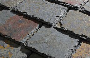 Omaha Slate Roofing - American Slate - Majestic Matterhorn