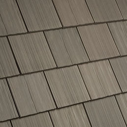 DaVinci Roofscapes Single-Width Shake Chesapeake-VariBlend Swatch Omaha