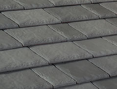 Ludowici Lexington Slate Roof Tile Omaha