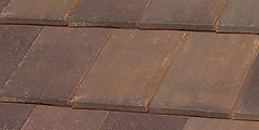 Ludowici Lanai Flat Interlocking Clay Tile Omaha