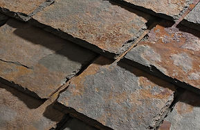 Omaha Slate Roofing - American Slate - Pike's Peak Swatch