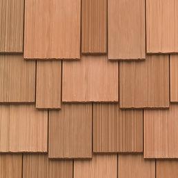 DaVinci Roofscapes Multi-Width Shake New Cedar Swatch Omaha