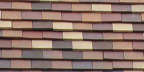 Ludowici Flat Slab Clay Tile Roof Kansas City