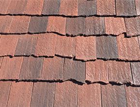 Ludowici Antique Clay tile Roof Kansas City