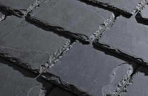 Omaha Slate Roofing - American Slate - Applachian Ascent Swatch