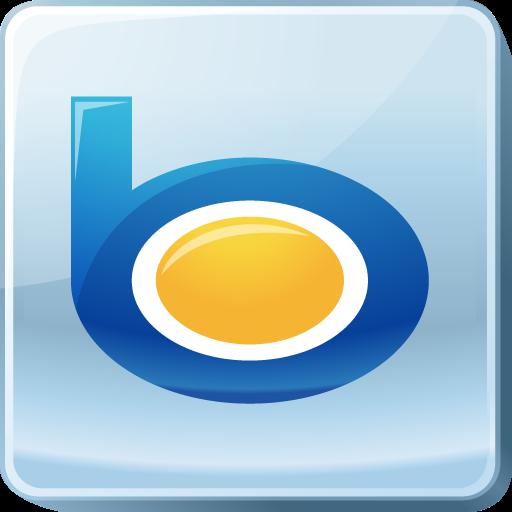 bing logo transparent
