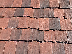 Ludowici Antique Clay Shingle Tile Omaha