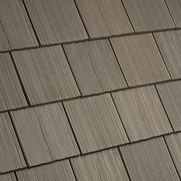 Kansas City DaVinci Roofscapes Single-Width Shake - Chesapeake-VariBlend