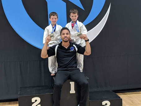 Movimento Kids take GOLD at the 2019 Summer Grappling Games competition!