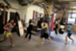 Movimento - a fully-featured martial arts studio for Jiu Jitsu and Kickboxing