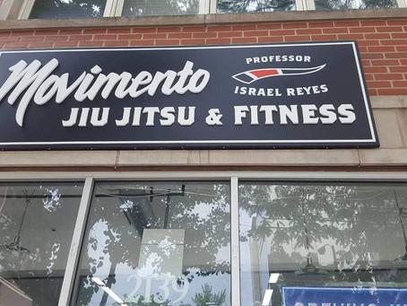 Rise and shine - it's 6 AM Jiu Jitsu!