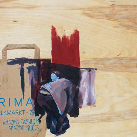 De Primark is zo'n plek voor mij waar ik me absoluut niet thuis voel, en juist daarom facineert het me.