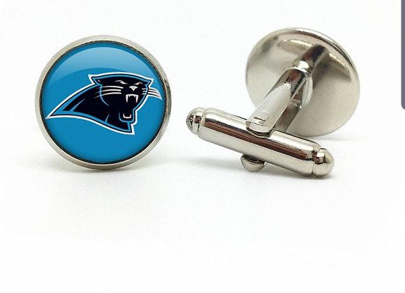 Carolina Panthers Cufflinks