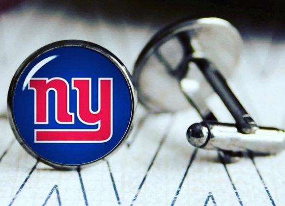NY Giants Cufflinks