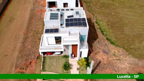 Nosso Trabalho - Iluz Solar