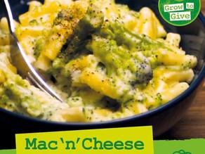 Mac & Cheese with Veg