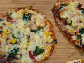 Quick and easy pizza