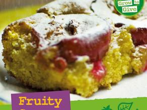 Fruity Sponge