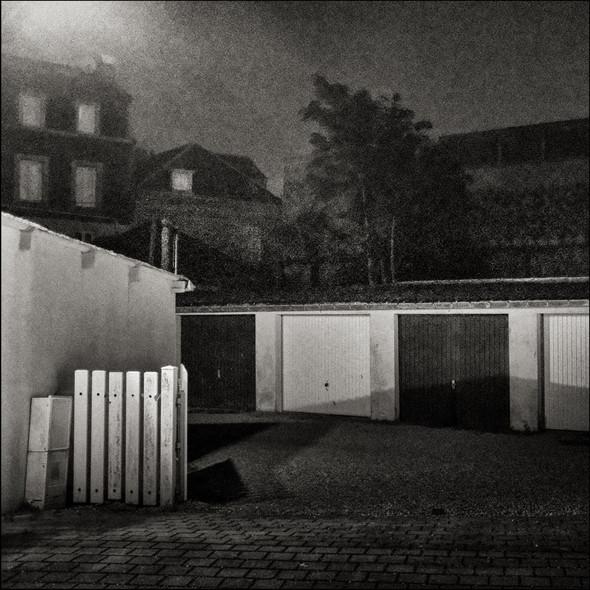 Etretat by night 1