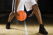 Basket-ball Dribble