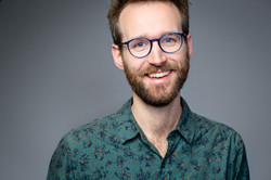 Corporate Headshot Portrait