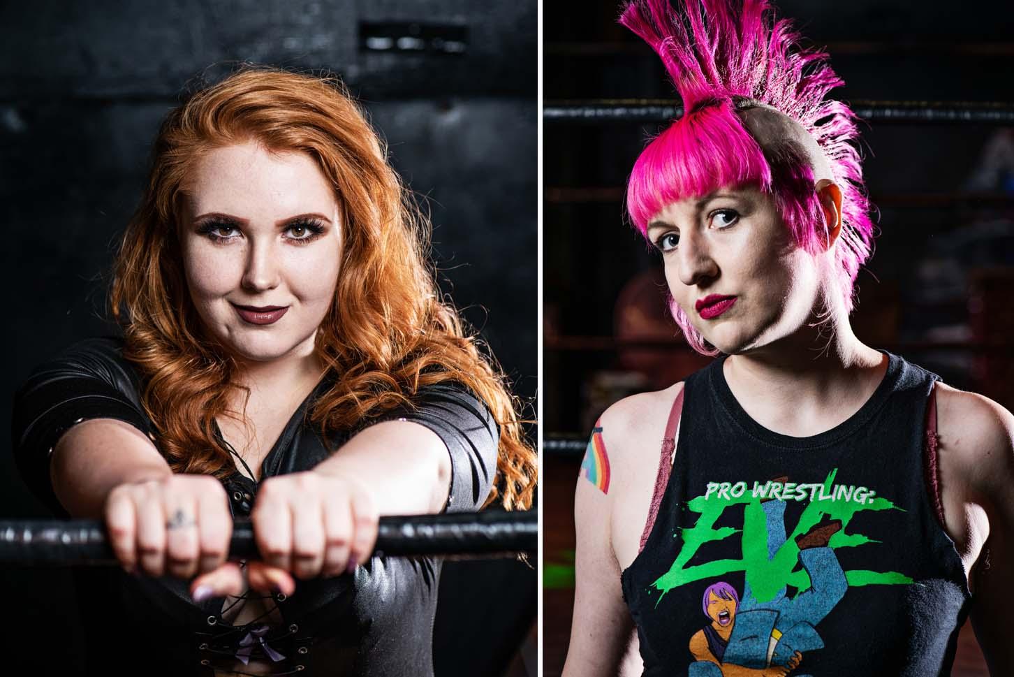 eve-female-wrestlers-london