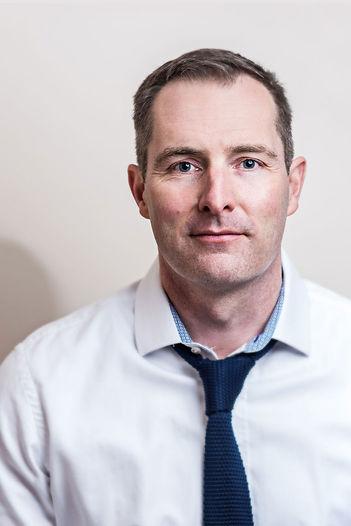 Portrait of photographer Philip Hartley
