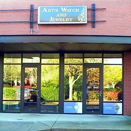 Arts-Watch-Jewelry-Storefront-Eugene-OR.