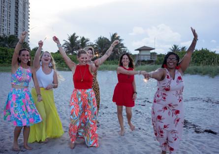 Spiritual Retreat Experience on Florida Beach