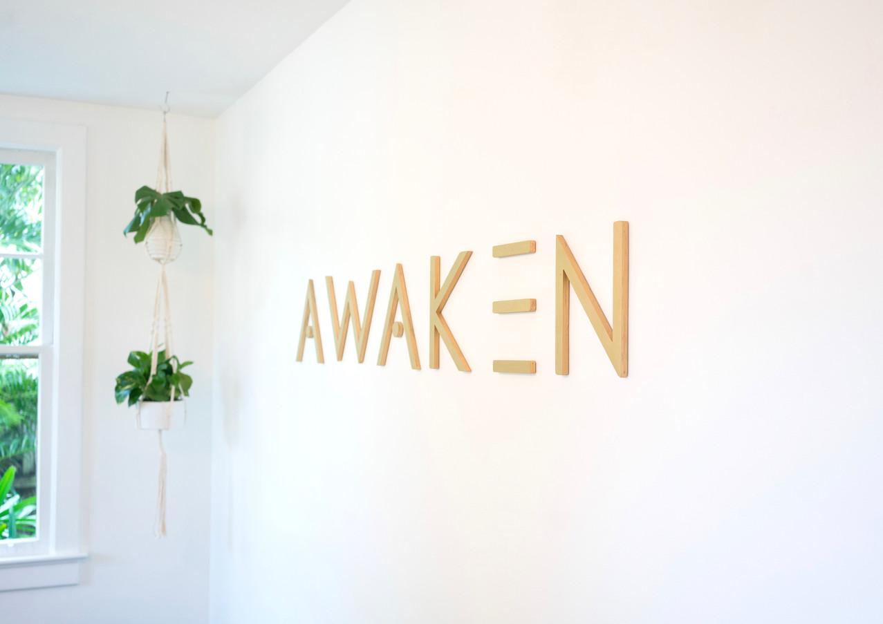 THE AWAKEN STUDIO