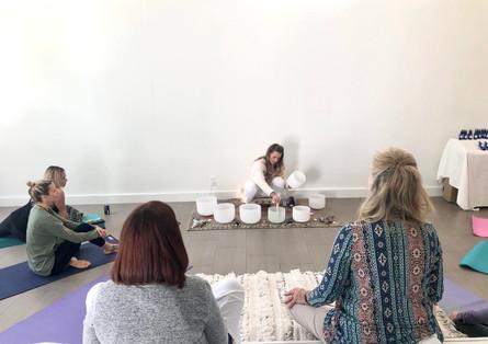 Spiritual Sound Bowl Healing