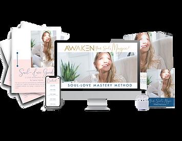 The Soul Love Mastery Method | Awaken Your Soul's Magic