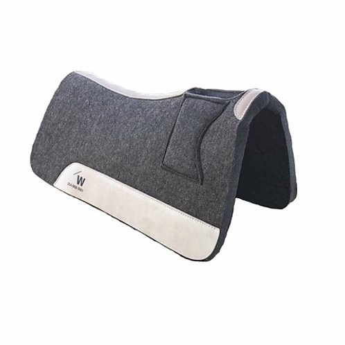 Ed Wright Orthopedic Wool Saddle Pad