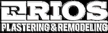 Rios Plastering Logo