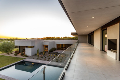 Rios Plastering - Thaly Residence