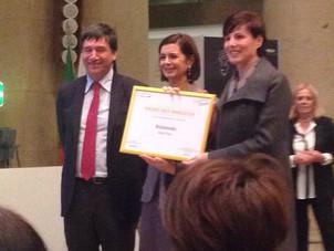 Ristomondo vince il Premio Idea Innovativa della Camera di Commercio