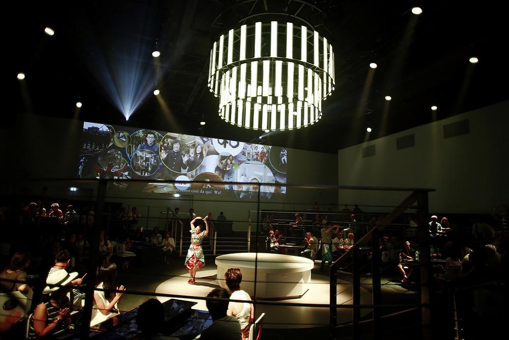 Ristomondo a Expo pad Giappone Ristorante del Futuro