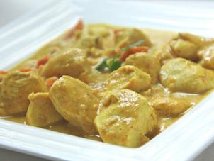 Qualcosa in più sul curry...