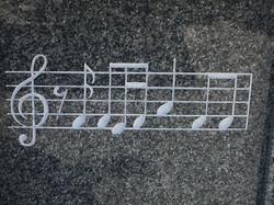 彫刻(音符)