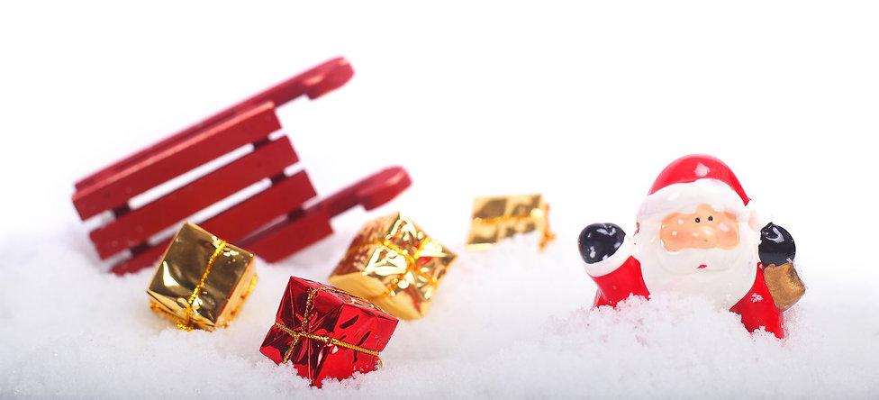 Santa Claus Christmas Crash