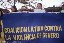 March and Vigil Against Domestic Violence