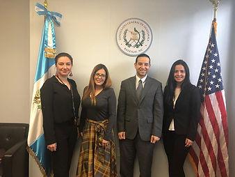 Mil Mujeres - Consulado General Guatemal