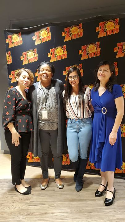 Mil Mujeres afianzando lazos con consulados de países latinos en Estados Unidos