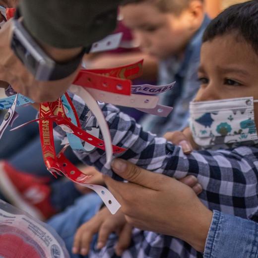 Biden abre Programa que permite a niños Centroamericanos entrar a los Estados Unidos legalmente